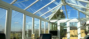 Roof cleaning and conservatory cleaning in Guildford and Woking